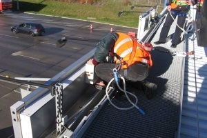 Safe Access Roof Edge Protection