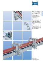 Cable Tray Rollers