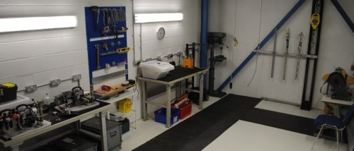 Our Inspection and Repair Centre