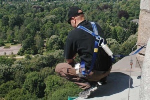 Link Work At Height and Safety Harness Kits Page.